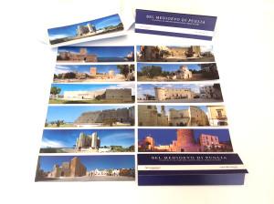 I Castelli della Terra di Bari - Segnalibri - Glocos Marketing Turistico