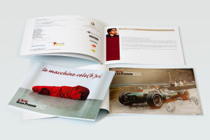 Le Macchine Celebri - Volume d'Arte - Glocos Editoria d'Arte