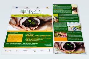 Magia - Campagna pubblicitaria - Glocos Agenzia di Comunicazione Bari