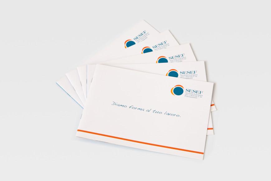 Sesef - Corporate Identity - Glocos Agenzia di Comunicazione
