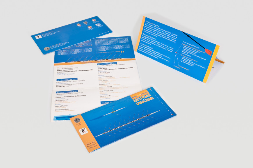 Insieme per vincere - Campagna pubblicitaria - Glocos Agenzia di Comunicazione