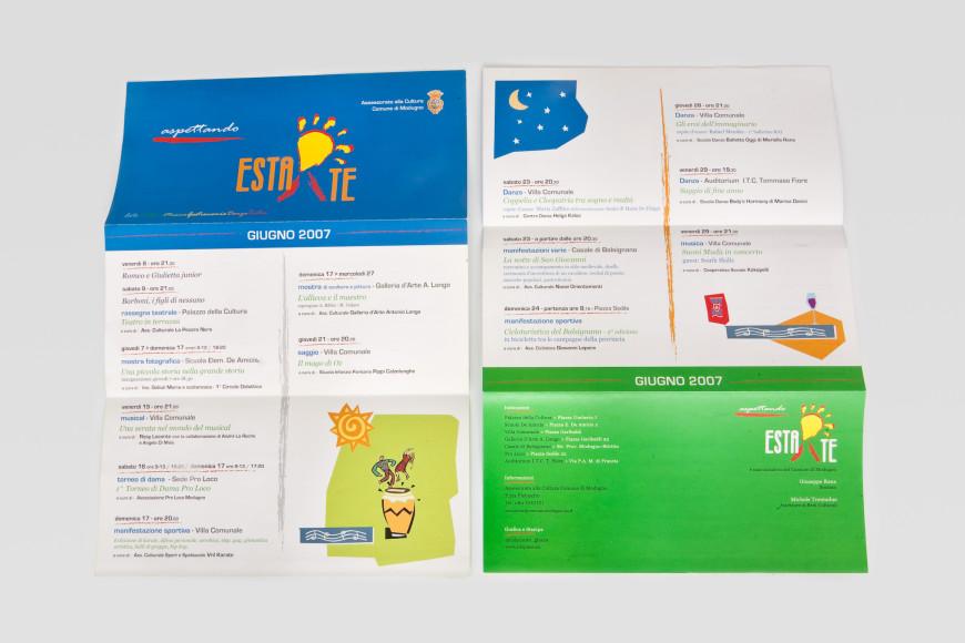Estarte 2007 - Evento - Glocos Agenzia di Comunicazione