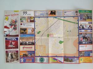 Modugno Shopping - Cartoguida - Glocos Agenzia di Marketing Territoriale