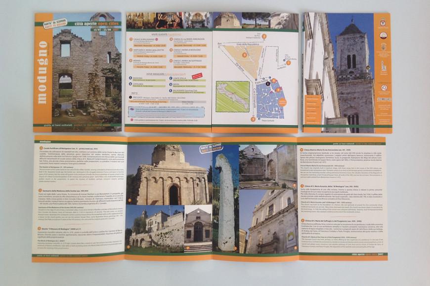 Città Aperte 2007 - Opuscolo - Glocos Agenzia di Marketing Turistico