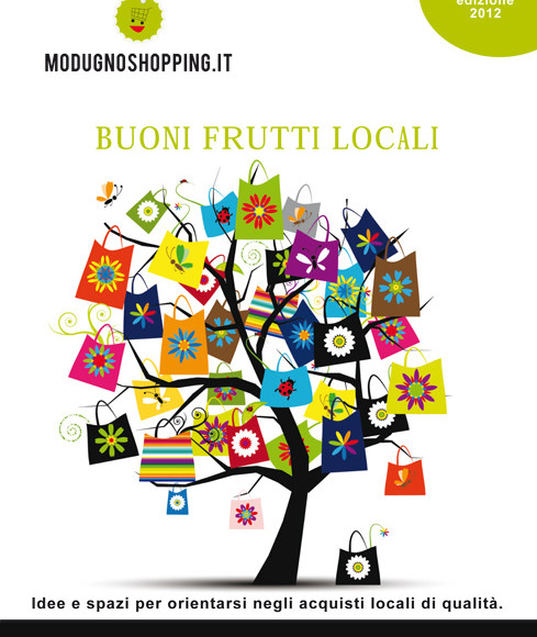 Modugno Shopping - Cartoguida - Glocos Agenzia di Marketing Territoriale