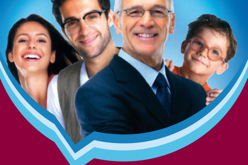 Vision Ottica Caradonna - Campagna pubblicitaria - Glocos Agenzia di Comunicazione