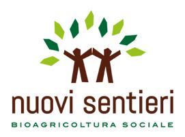 logo Nuovi Sentieri - Glocos grafica pubblicitaria