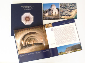 Bel Medioevo di Puglia - Volume d'arte - Glocos Marketing Turistico