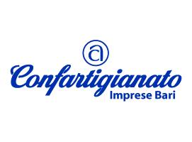 Logo Confartigianato Bari - Glocos Agenzia di Comunicazione Bari