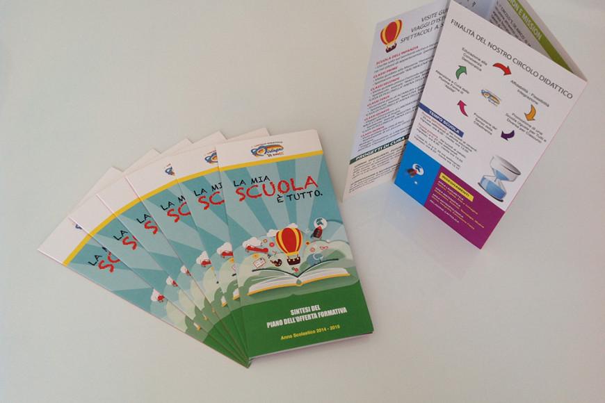 De-Amicis(ponGrafica) - flyer - Glocos grafica pubblicitaria