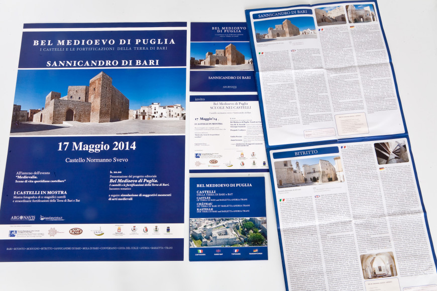 Scuole nei Castelli - Marketing Turistico Sannicandro di Bari- Glocos Agenzia di Marketing