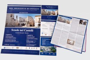 Scuole nei Castelli - Marketing Turistico Bitritto- Glocos Agenzia di Marketing