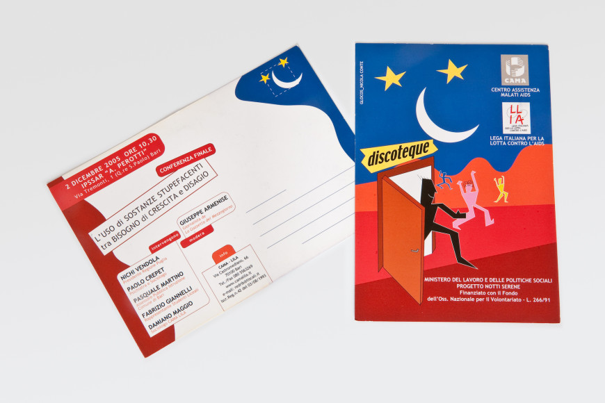 Notti Serene - Campagna pubblicitaria - Glocos Agenzia di Comunicazione Bari