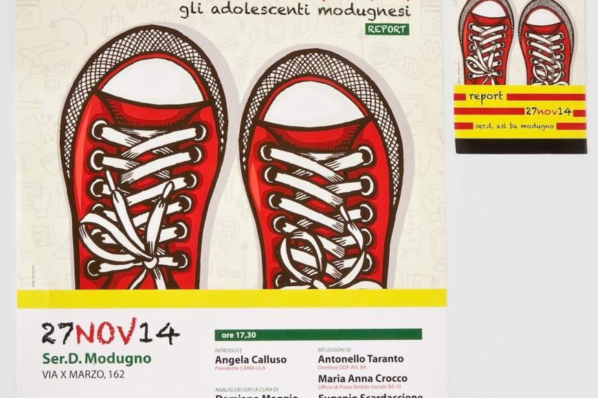 Cama Lila - flyer - Glocos Grafica Pubblicitaria