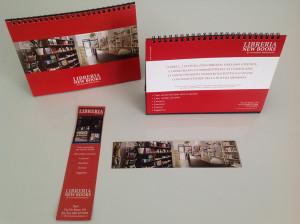 Libreria New Books - Corporate identity - Glocos grafica pubblicitaria