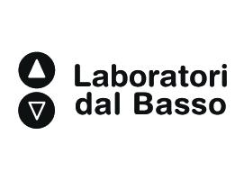 Logo Laboratori dal Basso - Glocos Agenzia di Comunicazione Bari