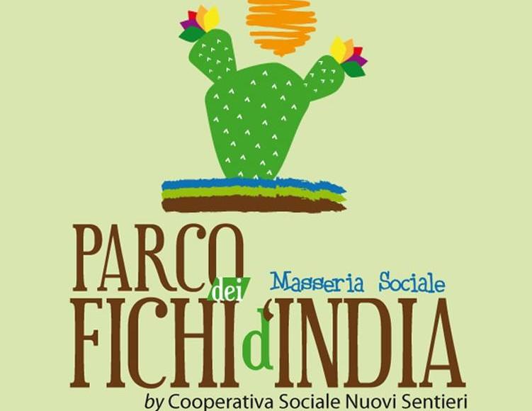 logo parco fichi d'india - Glocos agenzia di comunicazione Bari