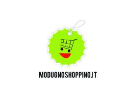 Logo Modugno Shopping - Glocos Agenzia di Comunicazione Bari