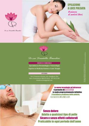logo Studio Franchini - Glocos grafica pubblicitaria